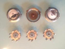 Philips HQ7 und HQ11Serie Ersatzteile