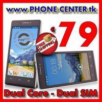 Phone DualCore DualSim 2Cam nur € 79 versandkostenfrei