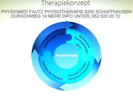 Physiotherapeut/in  Physiotherapie Schaffhausen Durachweg 14 Physiomed Fautz Terminvereinbarung unter Tel. 052 620 20 72