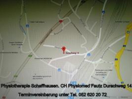Foto 2 Physiotherapeut/in  Physiotherapie Schaffhausen Durachweg 14 Physiomed Fautz Terminvereinbarung unter Tel. 052 620 20 72