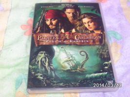 Pirates of the Carbbean fluch der karibik teil 2 wie neu sehe foto