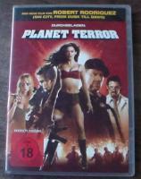 Planet Terror DVD Film Horror Seuche Splatter Zombie Troublemaker Sudios Robert Rodridguez Rose McGowan