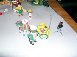 Foto 3 Playmobil, Mama, Baby, Hund, Katze, Maus, Pferd, Ente