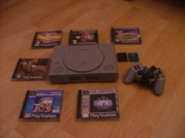 Playstation Komplettpaket