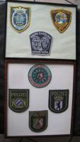 Polizeiärmelabzeichen