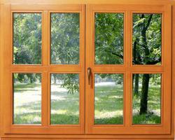 Foto 2 Polnische Fenster des deutschen Fenster-Profil