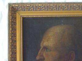 Foto 3 Porträt Ölgemälde Von J.Reinitz 1867