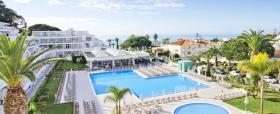 Portugal Praia da Oura Club-Ferienanlage Albufeira