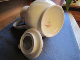 Foto 4 Porzellan Winterling Röslau Bavaria Nr.3 Kaffeekanne