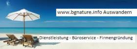 Post-Büroservice Geschäftsadresse Bulgarien GmbH gründen. Büroservice