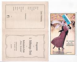 Postkarte um 1905-10.
