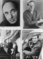 Postkarten (DDR Schauspieler u.a.)