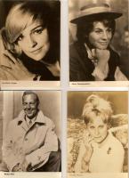 Foto 2 Postkarten (DDR Schauspieler u.a.)