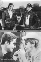 Foto 4 Postkarten (DDR Schauspieler u.a.)