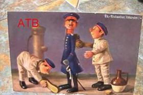 Foto 2 Postkarten Photos, Bilder u.s.w