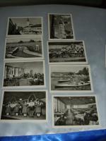 Postkarten-Urlaubkarten sehr alt