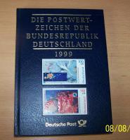Postwerttzeichen der BRD 1999