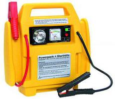 PowerPack McPower ''12SF'' mit Starthilfe-Funktion 12V/17Ah mit Steckerladegerät
