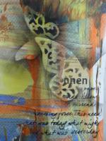 Powertex - Malen auf Leinwand oder Figuren/Skulpturen für Haus und Garten