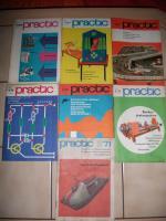 Practic Hefte 7 Stück von 69 - 71