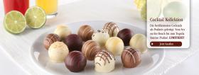 Pralinen und Schokoladen