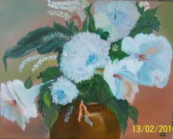 Foto 2 Preiswerte Ölbilder auf Leinwand gemalt!