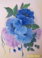 Foto 4 Preiswerte Ölbilder auf Leinwand gemalt!