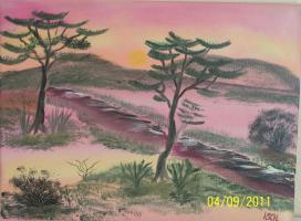 Foto 7 Preiswerte Ölbilder auf Leinwand gemalt!