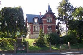 Preiswerte Übernachtung in Dresden in der Alten Villa Pension - ''Villa Reiche''