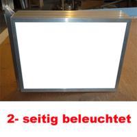 Foto 5 Preiswerter Leuchtkasten - preisgünstiges Leuchtschild