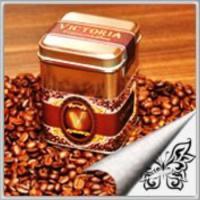 Premium Kaffee '' Victoria '' gemahlen
