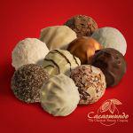 Premium Schokolade - Edle Pralinen - Feinste Trüffel - Präsente mit Ihrem Logo