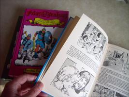 Prinz Eisenherz....10 Bände gebunden