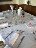 Privates Dinner in Kaiserslautern....Genießer unter sich...