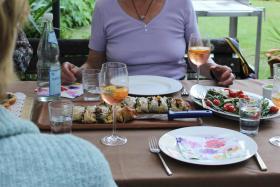 Foto 15 Privates Dinner in Kaiserslautern....Genießer unter sich...