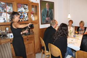 Foto 18 Privates Dinner in Kaiserslautern....Genießer unter sich...