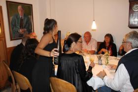Foto 19 Privates Dinner in Kaiserslautern....Genießer unter sich...