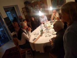 Foto 25 Privates Dinner in Kaiserslautern....Genießer unter sich...