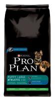 Pro Plan Dog Puppy Large Athletic Lamm und Reis Hundefutter von Purina