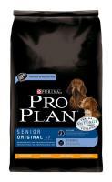 Pro Plan Dog Senior Original 12kg Hundefutter von Purina