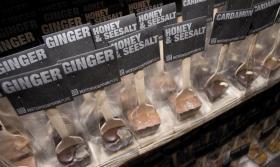 Probierset Hotchocspoons - Trinkschokolade am Löffel 12 Stück