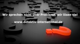 Problem - Hilfe - Lösungen -Diskretion -  Detektei ManagerSOS Frankfurt