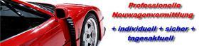 Professionelle Neuwagenvermittlung - individuell - sicher - tagesaktuell