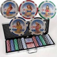 Profi Poker Set( 500 Chips) im Alukoffer   http://kauf-dich-blau.jimdo.com/