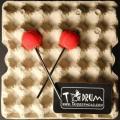 Triggerball – für mehr Volumen Deiner Bassdrum