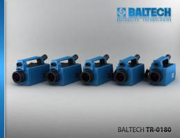 Prueba de la cámara termográfica BALTECH