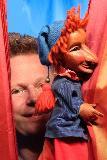 Foto 2 Puppentheater Puppenspieler Puppenbühne
