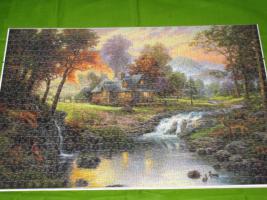 Puzzle Kinkade 1