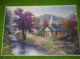 Puzzle Kinkade 10