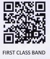 QR Code - FIRST CLASS BAND - QR Code